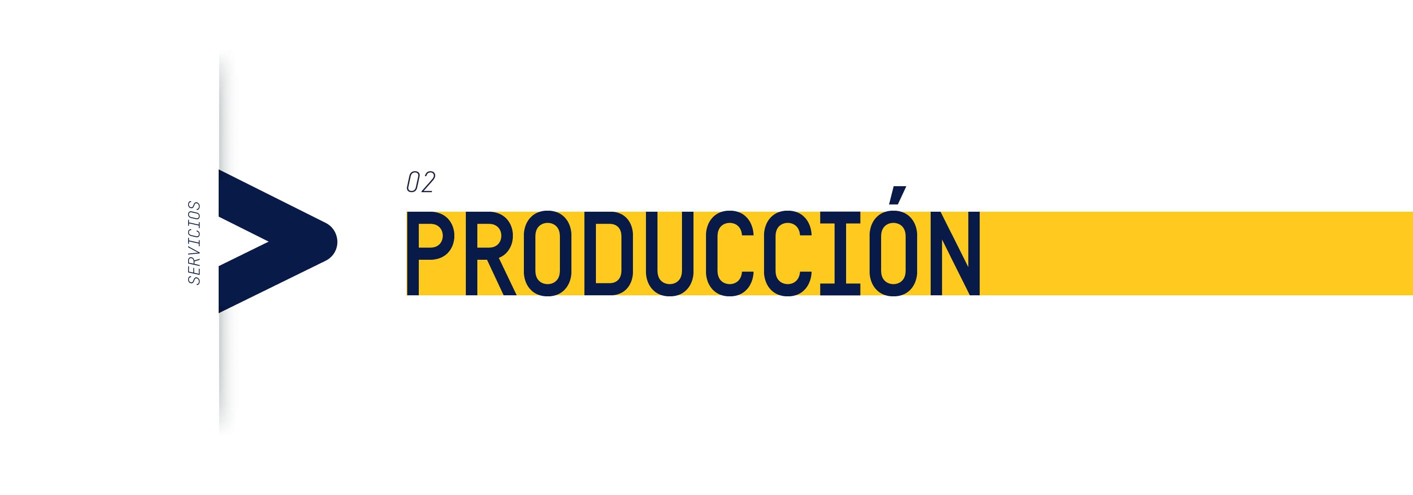 Cyma Comunicación Servicios: Producción