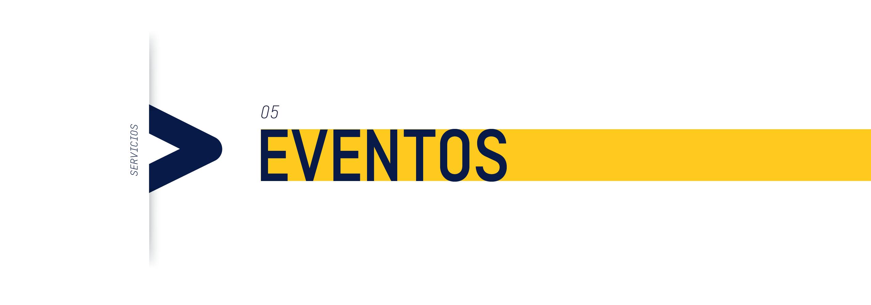 Cyma Comunicación Servicios: Eventos